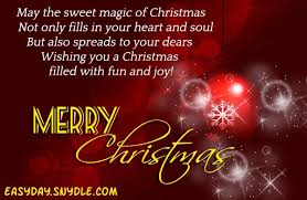 Beautiful Christmas Quotes Wishes