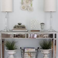 mirrored entryway furniture. mirrored console table entryway furniture