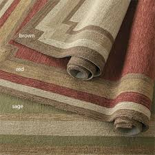 regal border indoor outdoor rug