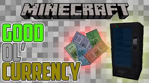 Vending Machine Mod 17 10 Magnificent Currency Mod 4848484848484848 For Minecraft McModNet
