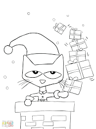 Pete The Cat Coloring Pages Free Free Coloring Book