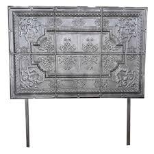 pressed metal furniture. Bedhead Pressed Metal Chantelle King Gun Furniture E
