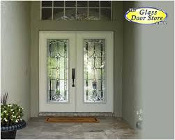white double front door. Traditional Double Front Doors » Purchase Beveled Glass Door Marquise In White 5