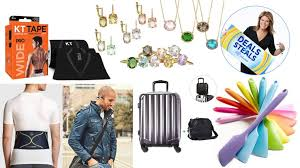 gma deals and steals on must have home goods jewelry and more