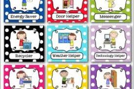 Preschool Job Chart Clipart 1 Clipart Station