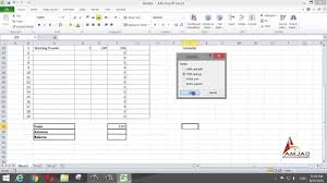 how to create simple cash memo in excel  how to create simple cash memo in excel 2010