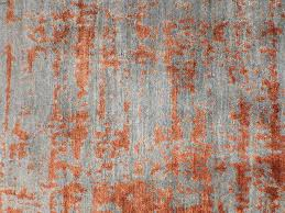 awesome incredible orange and grey area rug rugs ideas with regard