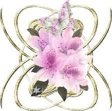 Resultado de imagen para flores gif..