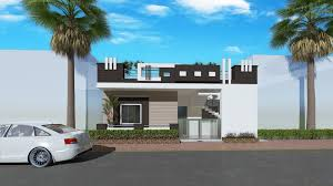 Simplex House Elevation Designs Affordable House Plans In India Archplanest Com Arch