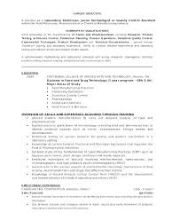 Process Technician Resume Sample Pharmacy Tech Resume Process ...