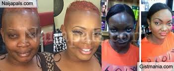 see how las deceive men with makeup before and after photo