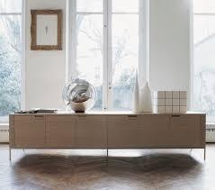contemporary sideboard  wooden  by antonio citterio  titanes