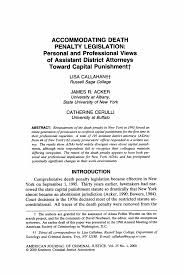 penalty argumentative essay death penalty argumentative essay