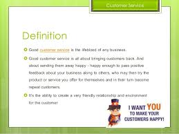 Definition Of Good Customer Services Customer Service For Kedi