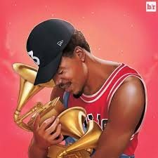 Chance The Rapper Grammys Grammy Chance3 Coloringbook Artistz