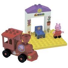 <b>Конструктор</b> детский BIG «<b>Поезд с остановкой</b>» купить по низкой ...
