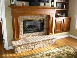 aesthetic fireplace hearth stone