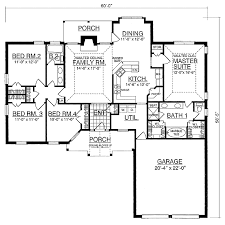 split bedroom house plan charming 3 bedroom house plans pdf