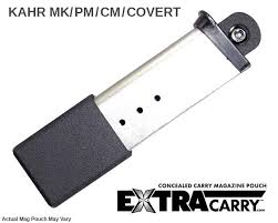 9Mm Magazine Holder Concealed Carry Mag Holder Kahr MKPMCMCovert 100mm 100 round 69