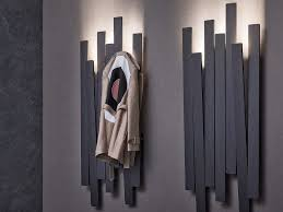 modern wall mounted coat racks which