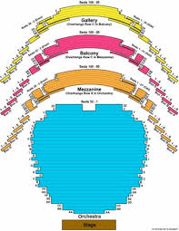 Coachman Park Clearwater Seating Chart Straz Seating Seating Chart