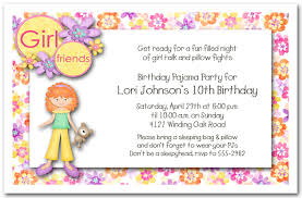 How To Make A Sleepover Invitation Zred Hair Girl Sleepover Slumber Party Invitations Unique Slumber