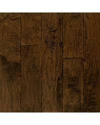 Bruce Hardwood Floors EEL5204A Frontier Hand Scraped Wide Plank Engineered  Hardwood Flooring, Brushed Tumbleweed