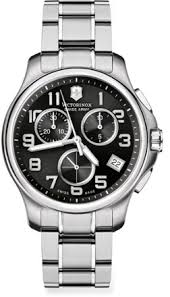 swiss army officer s chronograph watch men s rei garage swiss army officer s chronograph watch men s