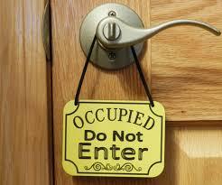 Backyards : Mans Tie Hanging Door Knob Stock Photo The Man Alarm ...
