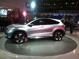 honda new car release datesSUV Onslaught Continues Honda Urban SUV Concept