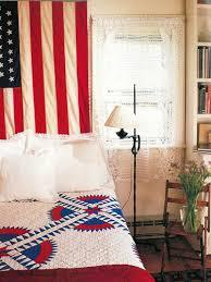 Vintage Americana Bedroom