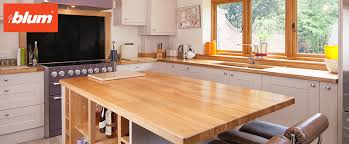 Exceptional Quality, 100% Solid Oak Products, With Only The Best BLUM  Fittings Included
