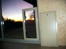 dog door in sliding glass door electronic dog door for sliding glass door dog door for