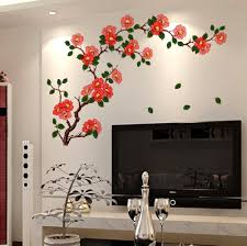 wall sticker designs for living room fresh decals design fl branch antique flowers wall sticker image of modern wall stickers for living room
