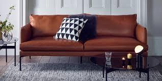 matera leather sofa