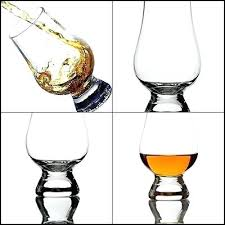 glencairn crystal whiskey glass set of 12 6 pack gift single clear drink