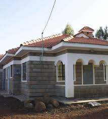 Small Picture House Plans In Kenya Bungalow House Plan 4 Bedroom House Plans