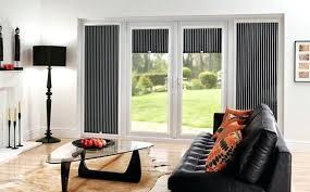 image of elegant window treatment ideas for sliding glass doors door treatments home depot