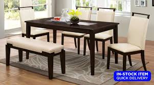 Dining Room Table Sets Leather Chairs Collection Awesome Design Inspiration