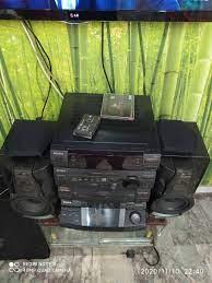 İkinci el satılık Efsane müzik seti Sony xb8av 5 + 1 sistem