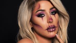 Halloween Makeup Glam Skull 16x9