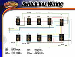 switch box wiring diagram Switch Box Wiring Diagram 6 switch wiring diagram · streetbeatcustoms 2009 854926745 switch box wiring diagram for mercury 90