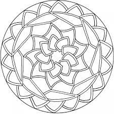 Mandala Disegno Da Colorare Gratis 154 Per Adulti Disegni Da