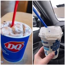It is available in all locations, but you may have to explain it to your server. Review Dairy Queen Blizzard Vs Culver S Concrete Mixer