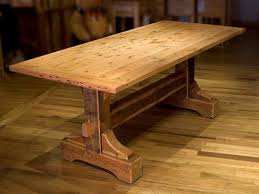 how to build rustic furniture. Rustic Wood Dining Table Plans Woodworking Projects Amp Build Your Own How To Furniture