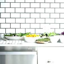 white subway tiles with black grout. Modren With Subway Tile With Dark Grout White White Subway  Tile With Black On Tiles Grout H