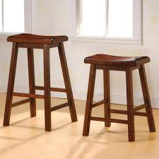kitchen various palazzo 32 inch extra tall saddle bar stool brown hayneedle on stools from