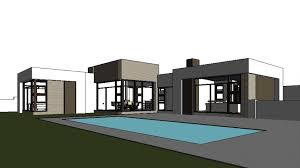 single story house plan by nethouseplans south africa double story 3 bedroom house plans double y