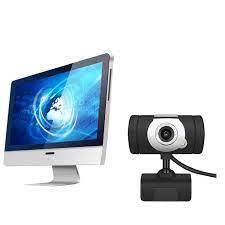 Satın Al Çevrimiçi Sınıf Web Kamerası HD Bilgisayar Video Kamera Dahili  Mikrofon Kamera Masaüstü Bilgisayar Canlı USB Webcam, TL203.12