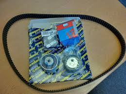 UK Spec Proton - TIMING BELT KIT for the 1.8L 4G93 DOHC engine used ...